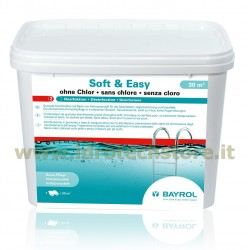 SOFT & EASY 30 mc. 5,04 Kg. BAYROL