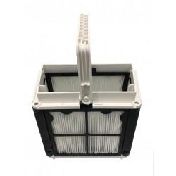 Cestello / cartuccia filtro per Dolphin E10 - E20 - E25 - S100 - Mini Kart - Ag - ZFUN (150 micron - 9995431-ASSY)