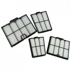 KIT 4 PANNELLI FILTRANTI 50 MICRON PER DOLPHIN Z3i - Z2C - Z1b - SX30 (50 micron - 9991467-ASSY)