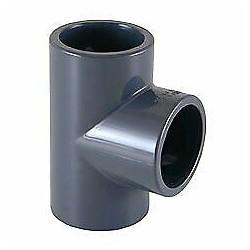 T IN PVC D.50 PN16